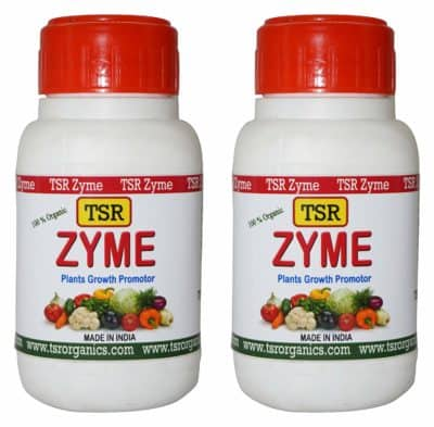 TSR Organic Fertilizers & Pesticides Zyme Liquid Fertilizer