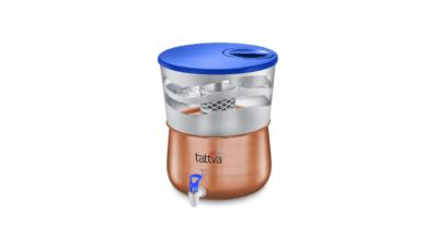 TTK Prestige Tattva 2.0 copper 16-Liter Water Purifier Review