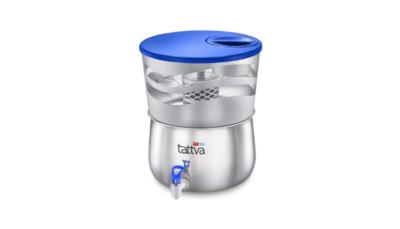 TTK Prestige Tattva Steel 16-Liter Water Purifier Review