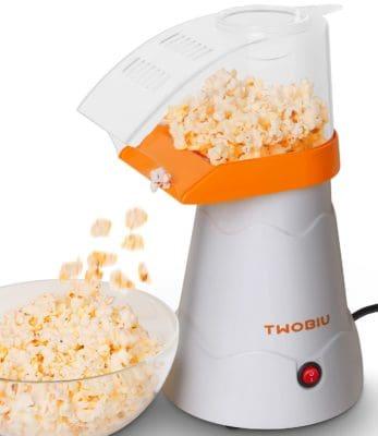 TWOBIU Popcorn Machine