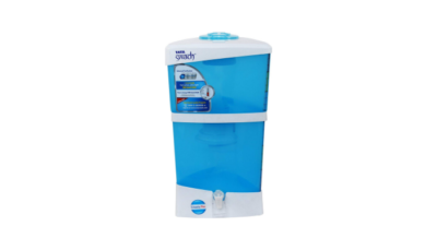 Tata Swach Non - electric Cristelle 18-Litre Gravity Based Water Purifier Review