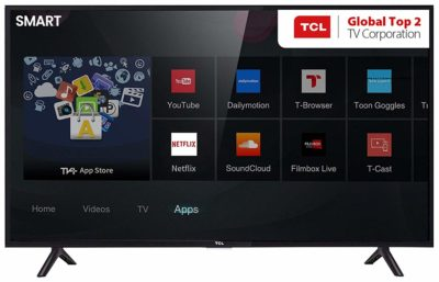 Tcl 40 Inches Led Smart Tv