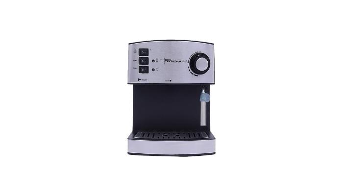 Tecnora Caffe Gusto TCM 109M Espresso Coffee Machine Review