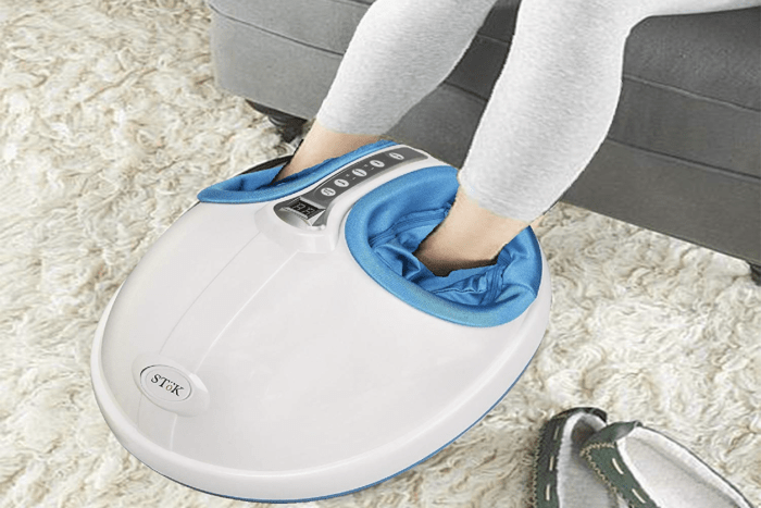 The 10 Best Foot Massager Machine To Buy August 2020
