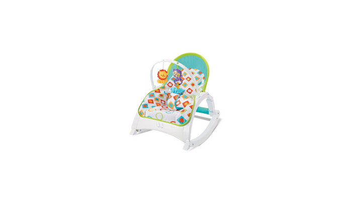 The Flyers Bay Fiddle Diddle Baby Bouncer Cum Rocker Review