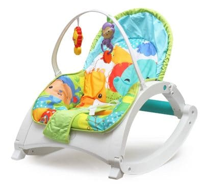The Flyer's Bay Fiddle Diddle Baby Bouncer Cum Rocker (954)