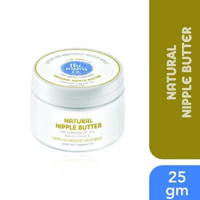 Moms Co. Natural Nipple Butter Cream
