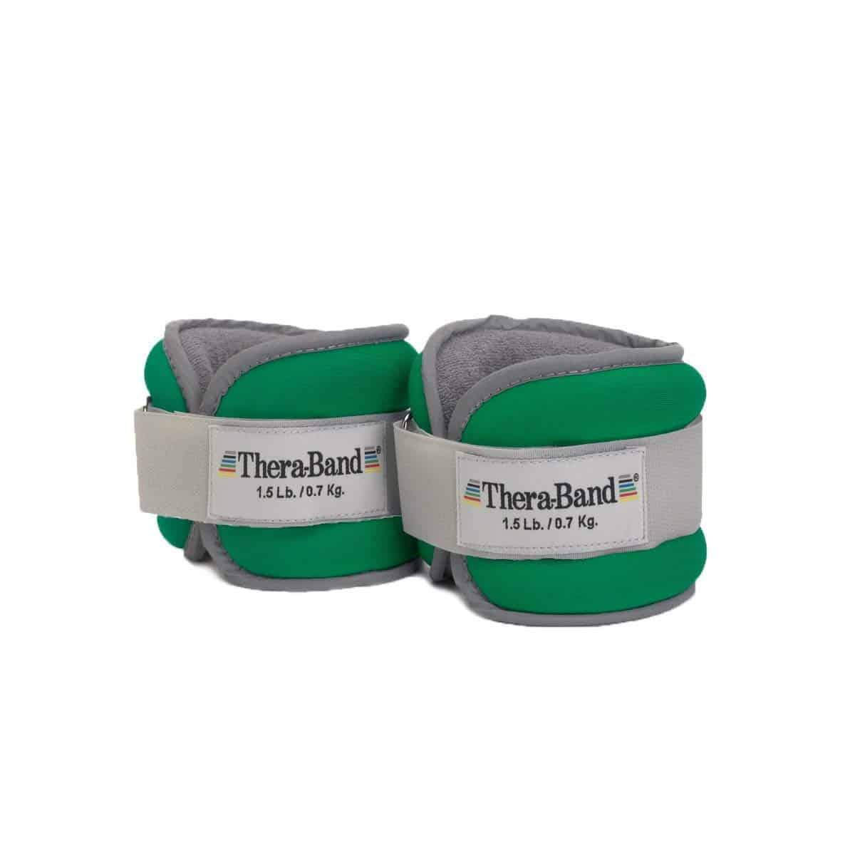 TheraBand Comfort Fit Ankle Wrist Cuff Wrap Weight Set