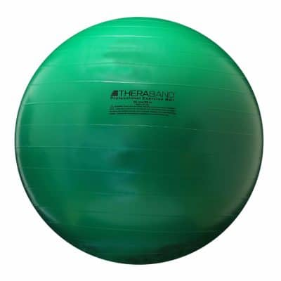 Thera-band standard exercise ball, 65 cm diameter