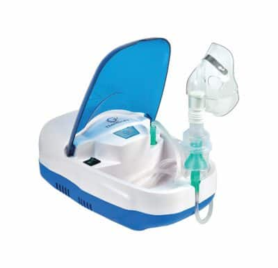 Thermocare Piston Compressure Nebulizer