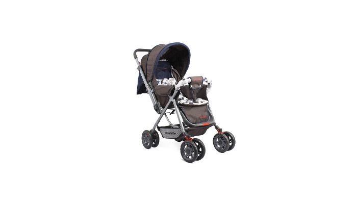 Tiffy Toffee Smart and Safe Baby Stroller Review