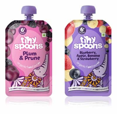 Tiny Spoons Organic Baby Food