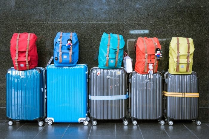 Top 10 Best Selling Luggage bags in India