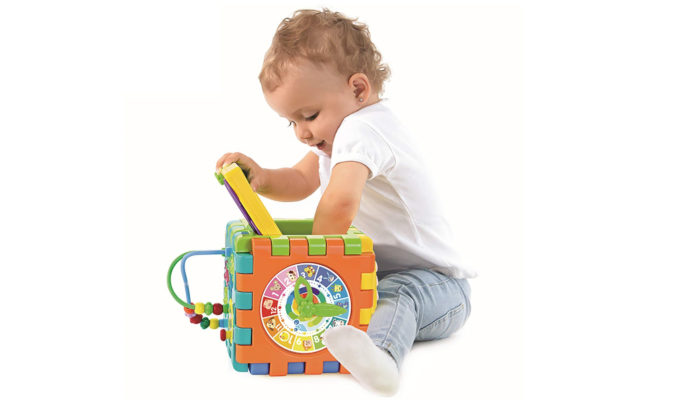 Top Activity Cubes for Kids in India