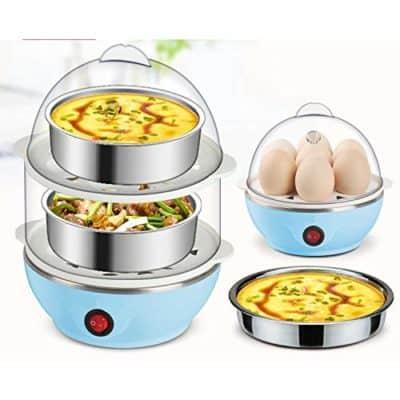 Tormeti Double Layer Egg Boiler