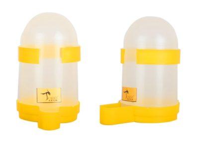 Torri Combo Plastic Bird Water & Food Feeder