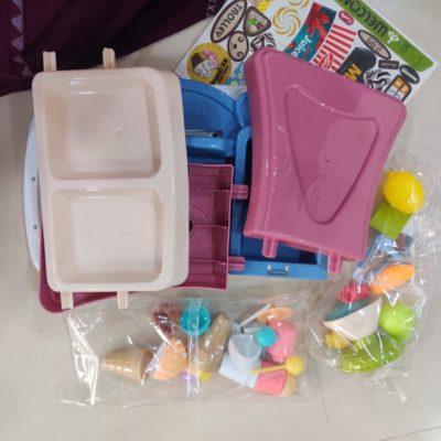 Toys N Smile Supermarket Shop 33 pieces