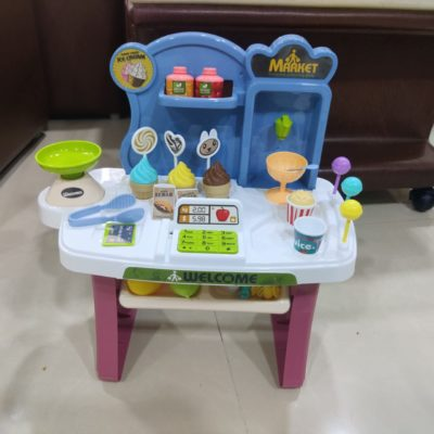 Toys N Smile Supermarket Shop Colourful Accessories