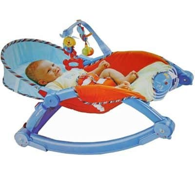 Toyshine Newborn to Toddler Rocking Chair