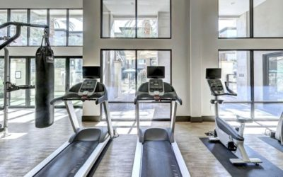 Treadmill Walking for Seniors