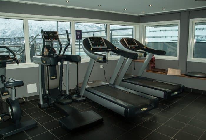 Treadmills for walkers