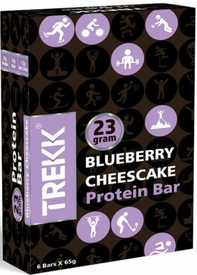 Trekk Blueberry Cheesecake Protein Bar