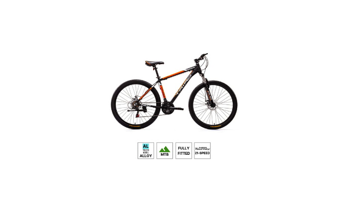 Triad M3 27.5T 21 Speed Mountain Bicycle Review