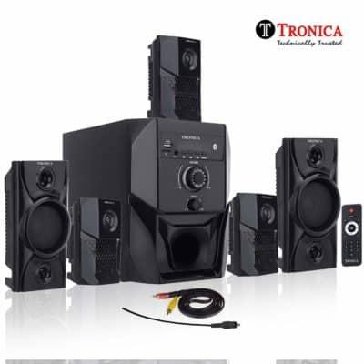 Tronica Super King Series 5.1 Bluetooth Multimedia Speakers