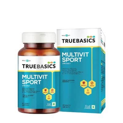 TrueBasics Multivit Sport Supplement