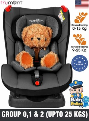Trumom (USA) Infant Baby Car Seat, Carry Cot and Rocker