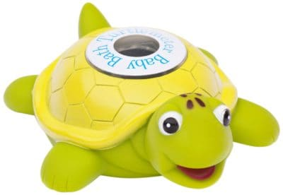 Turtle meter the Baby Bath Floating Turtle Toy and Bath Tub Thermometer
