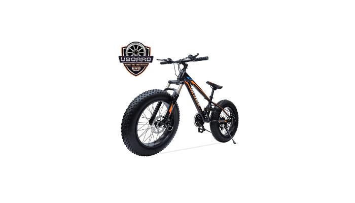 Uboard 20 Tire Bike 21 Speed Bike Review