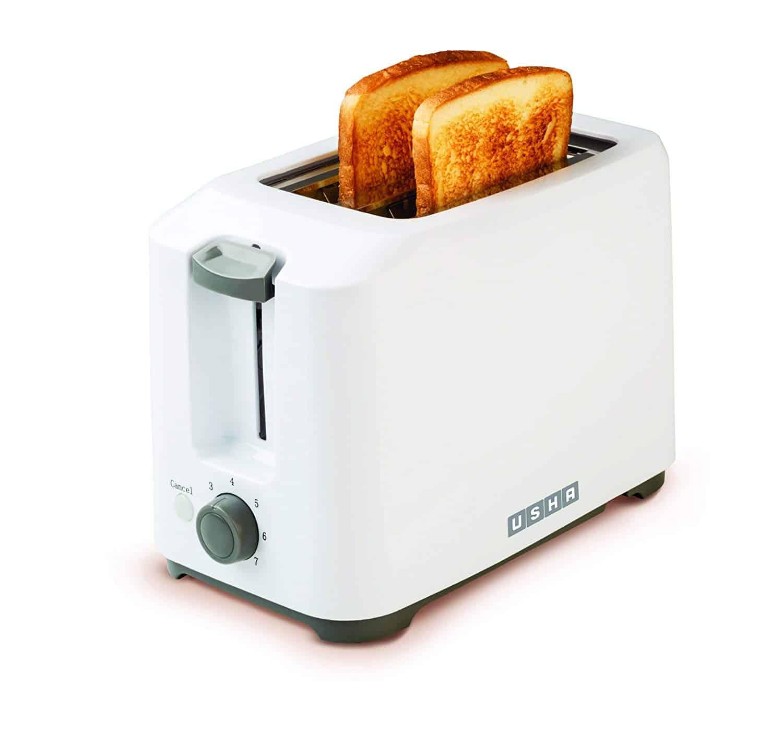 Ushas3720 Two Slice Pop-up Toaster