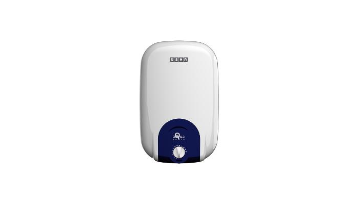 Usha Aquagenie Solid Cyan 15 Litre 2kw 5 Star Storage Water Heater Review