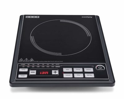 Usha C 2102 P 2000-Watt Induction Cooktop
