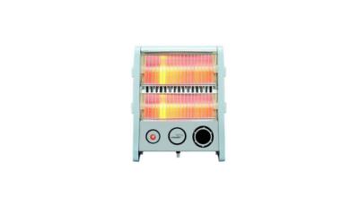 V Guard Electric RH2QT Quartz Room Heater Review