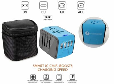 Voltronix Travel Adapter