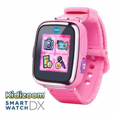VTech Kidizoom Smartwatch DX – Pink