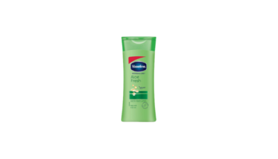 Vaseline Intensive Care Aloe Fresh Body Lotion Review 1