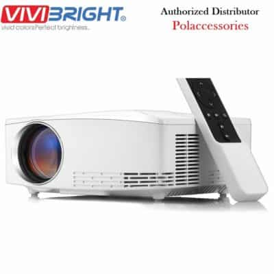 Vivibright C80 2200LM 720 P HD Home Theater Portable LED Projector