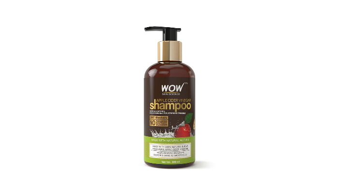 WOW Apple Cider Vinegar Shampoo Reviews