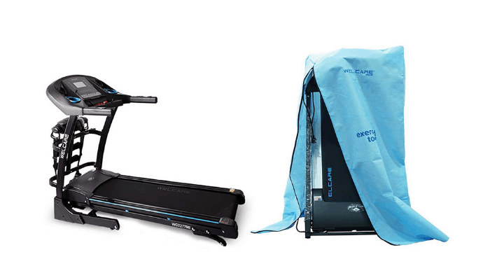 Welcare Motorized Treadmill WC2277MI Review