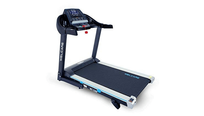 Welcare Wc2266 Motorized Treadmill Review