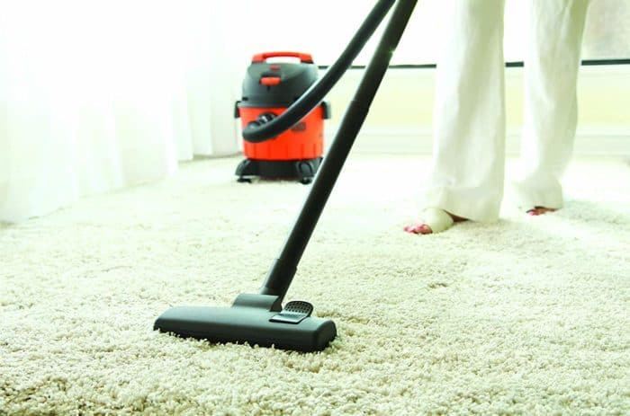 Wet and dry vacuum cleaner 1