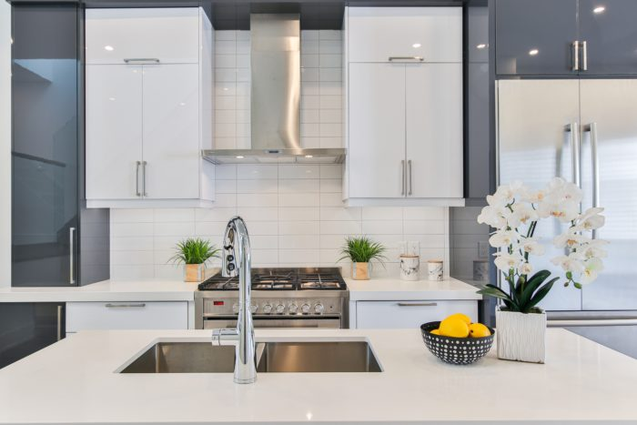 What is 3 Way Suction Kitchen