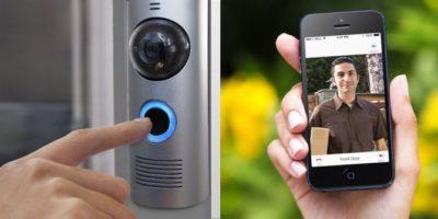 What is smart door bell