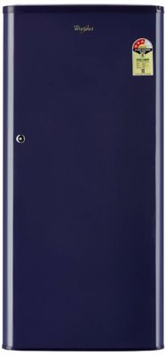 Whirlpool 190 L 3 Star Direct Cool Single Door Refrigerator (WDE 205 CLS 3S GREY-E, Grey)