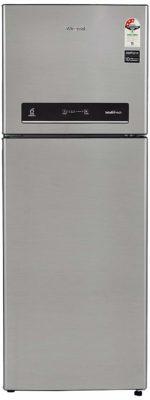 Whirlpool 340 L 3 Star Inverter Frost-Free Double-Door Refrigerator (IF INV 355 ELT (3S), German Steel)