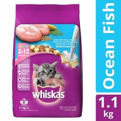 Whiskas Kitten Dry Cat Food