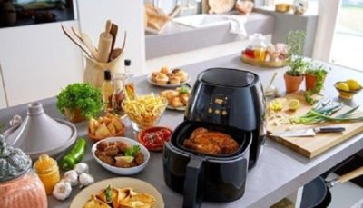 Why Air Fryer Smokes